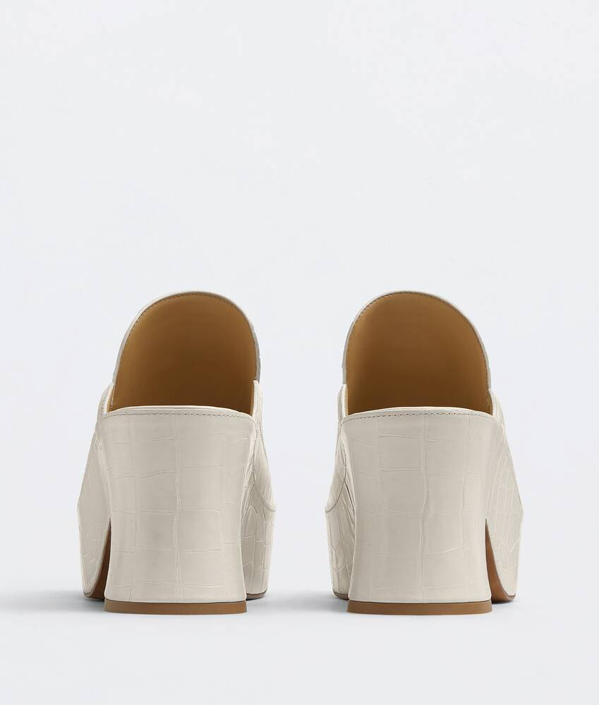 Display a large version of the product image 3 - wedge clogs