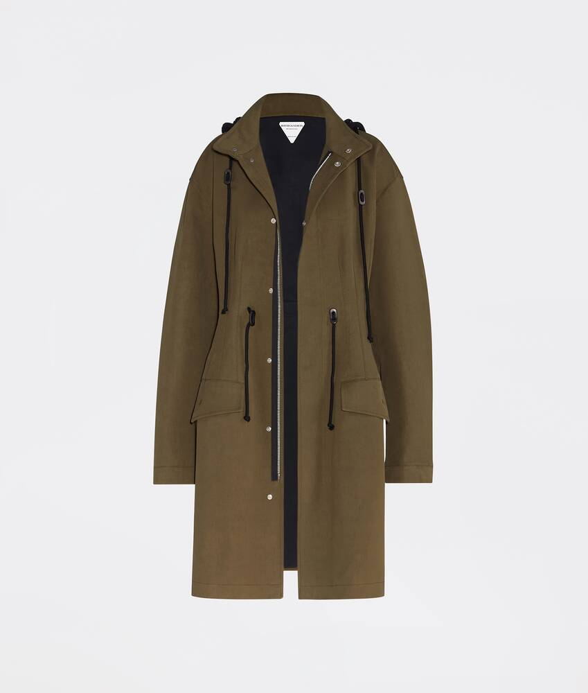 Display a large version of the product image 4 - parka