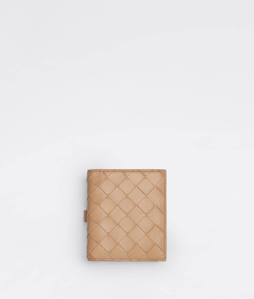 Display a large version of the product image 3 - small bi-fold flap wallet