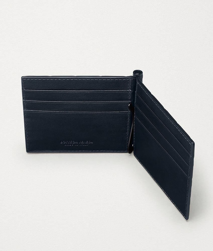 Display a large version of the product image 3 - bi-fold wallet with money clip