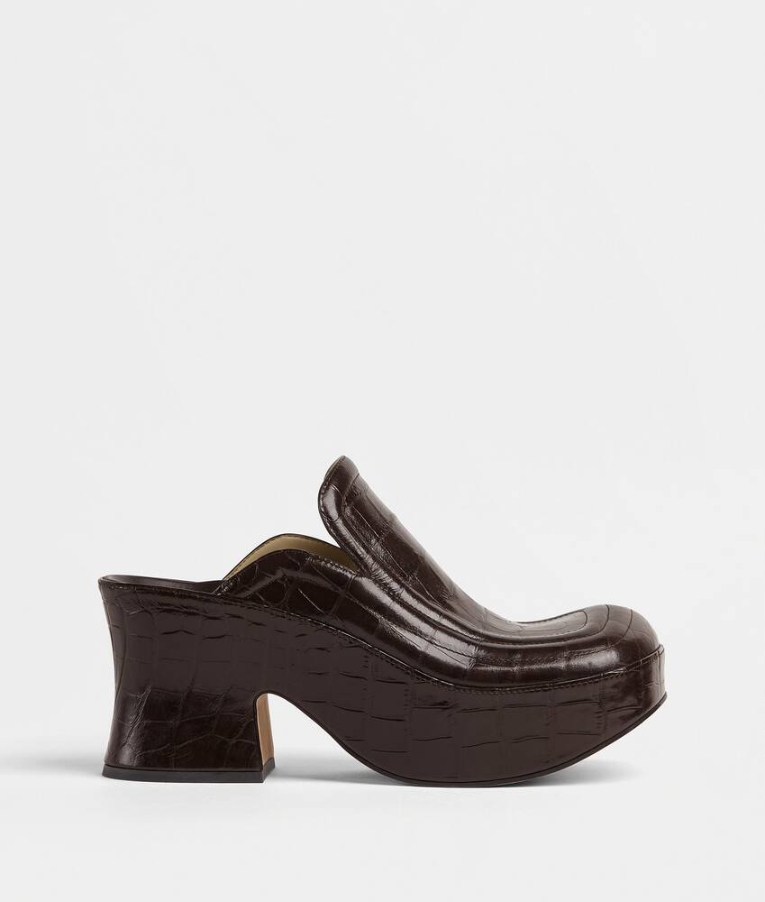 Display a large version of the product image 1 - wedge clogs