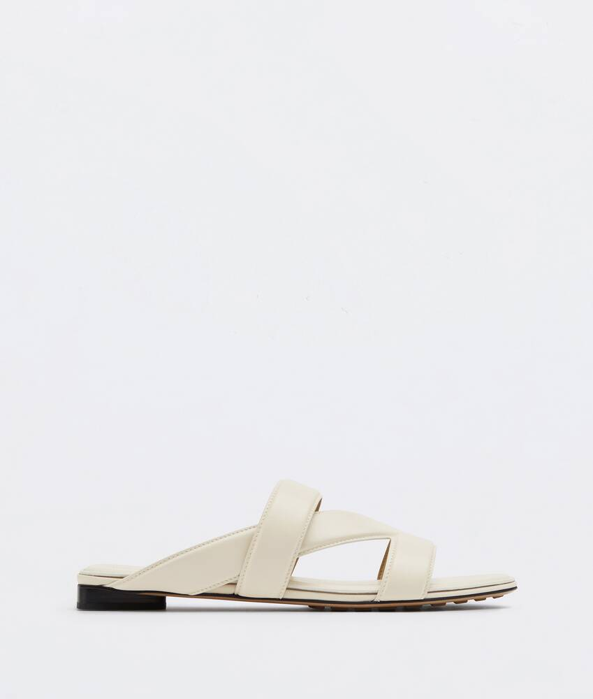 Display a large version of the product image 1 - band flat sandals