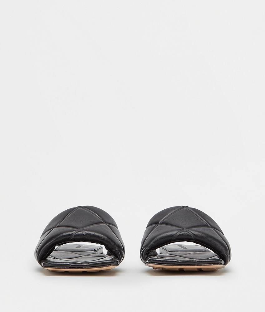 Afficher une grande image du produit 2 - sandales plates rubber lido