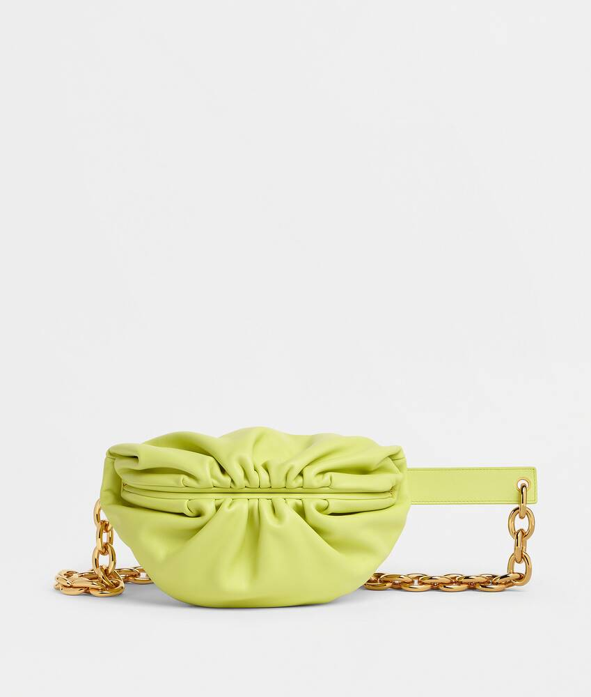 Display a large version of the product image 1 - belt chain pouch