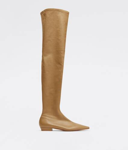 almond boots