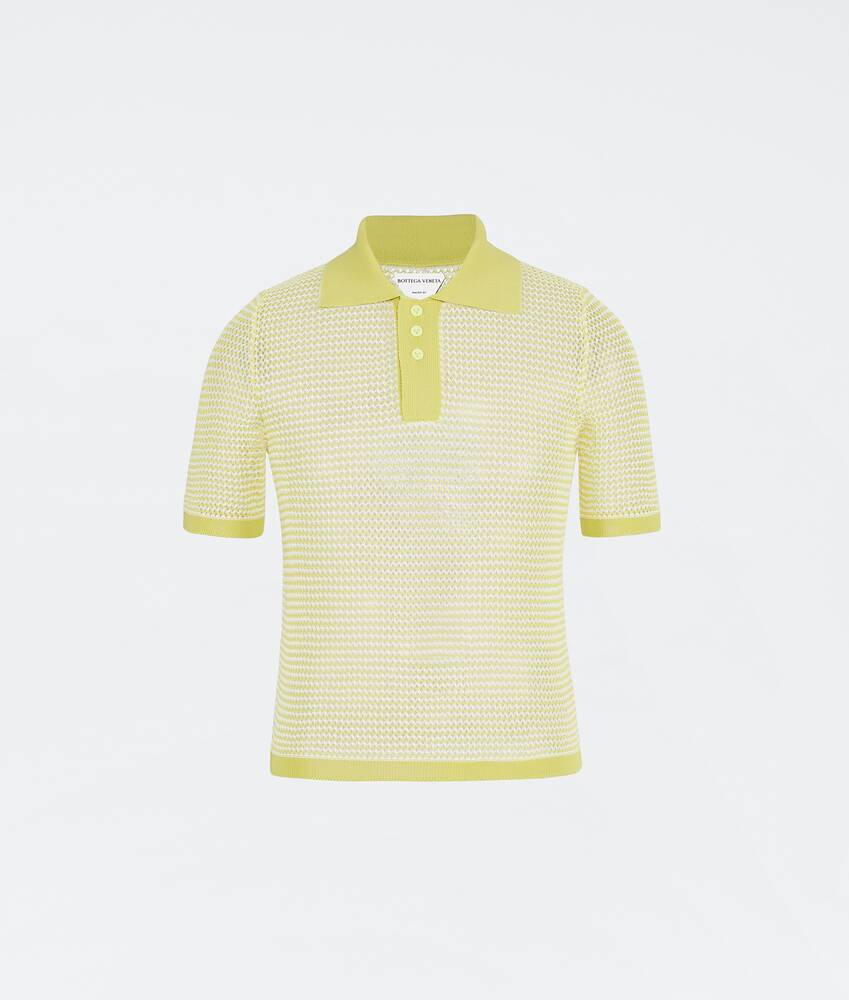 Display a large version of the product image 1 - knitted polo