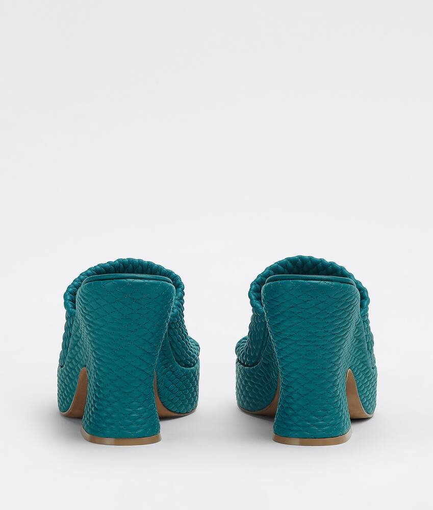 Display a large version of the product image 3 - wedge mules