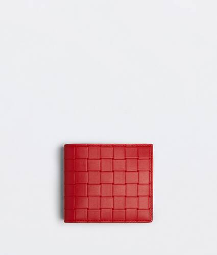 bi-fold wallet with coin purse