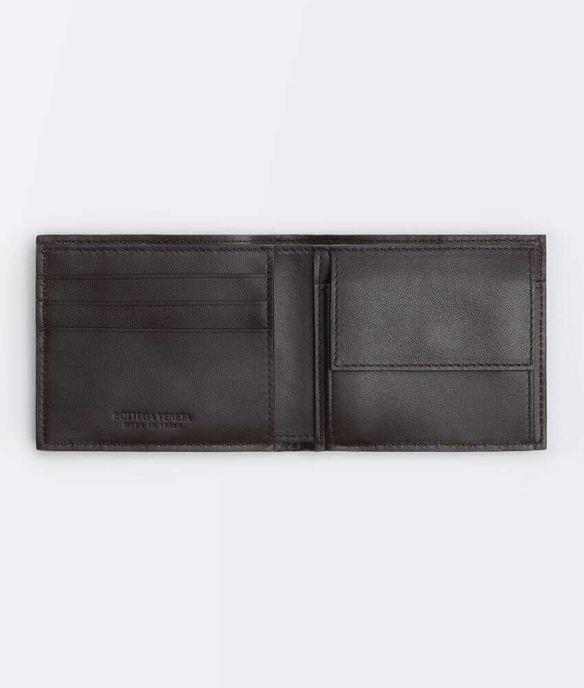 Display a large version of the product image 2 - bi-fold wallet with coin purse