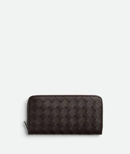 portemonnaie mit umlaufendem zipper