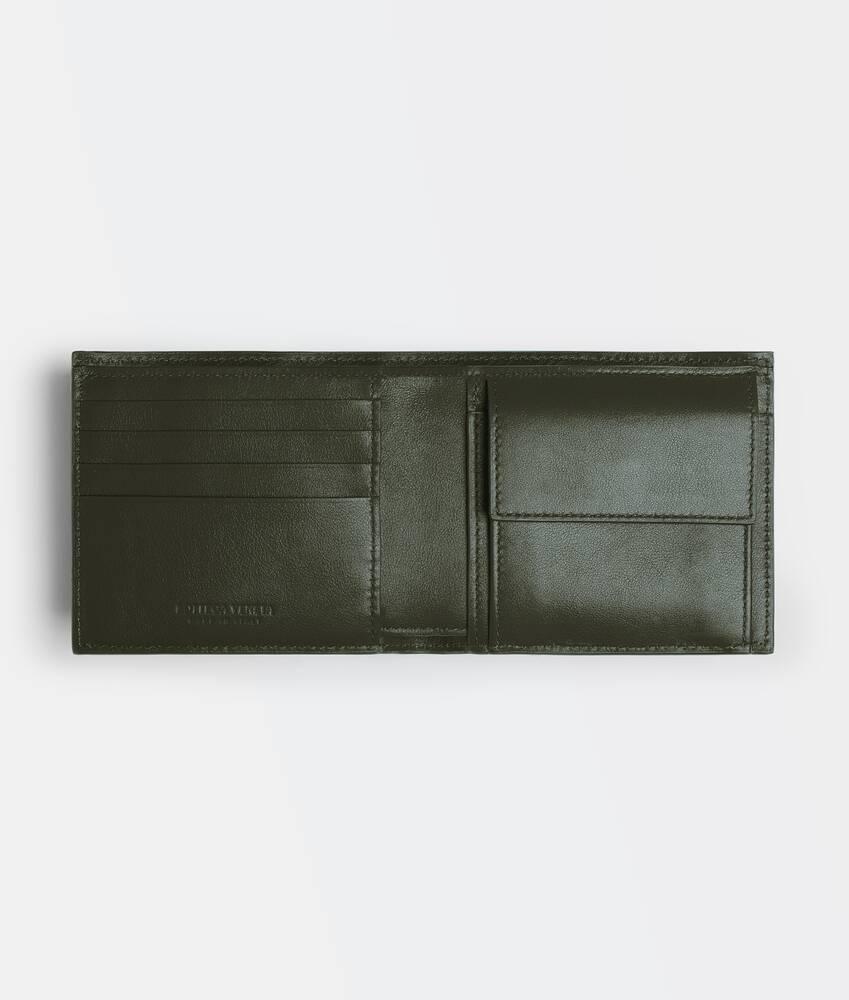 제품 이미지 더 크게 해서 보기 2 - 동전 지갑을 갖춘 폴더형 지갑