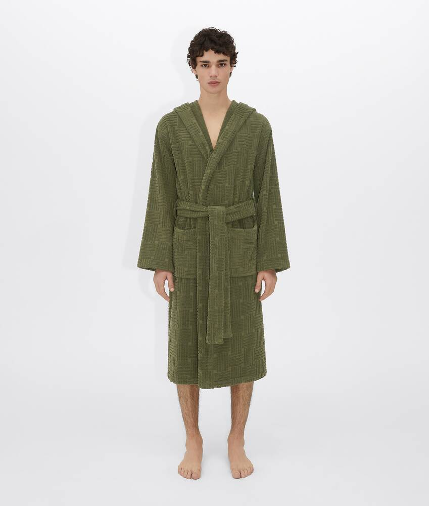 Display a large version of the product image 2 - bathrobe
