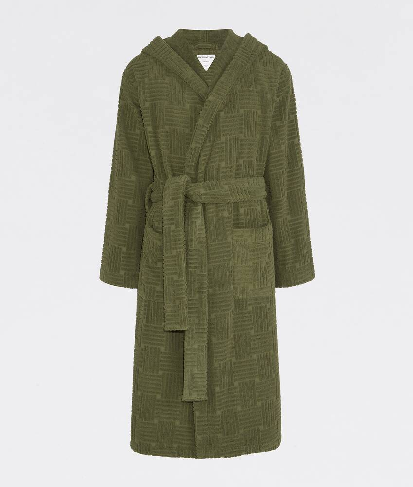 Display a large version of the product image 4 - bathrobe