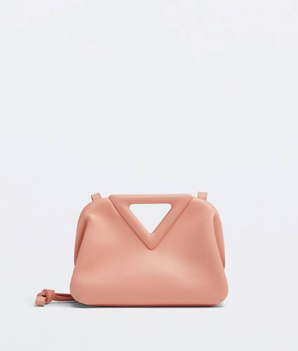 small point top handle bag