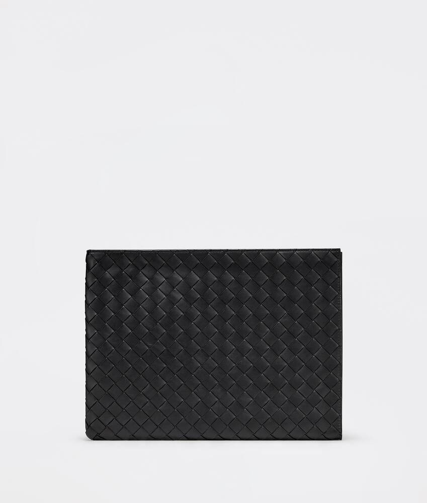 Display a large version of the product image 1 - half zip pouch