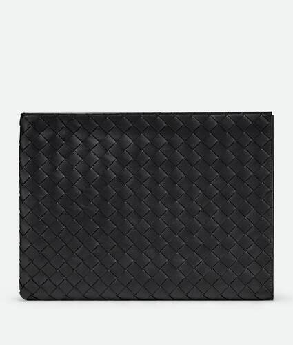 half zip pouch