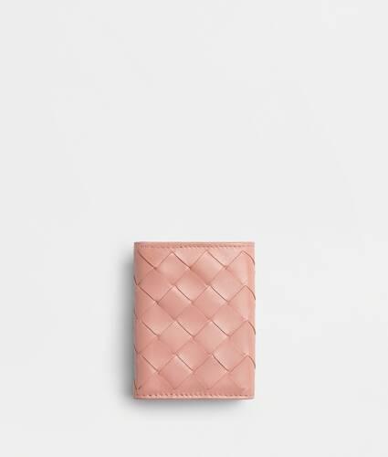 スモール 三つ折りフラップウォレット