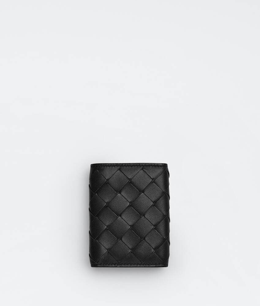 Display a large version of the product image 3 - tri-fold flap wallet