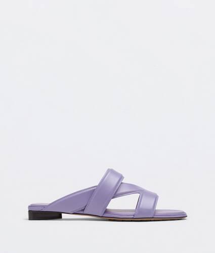 band flat sandals