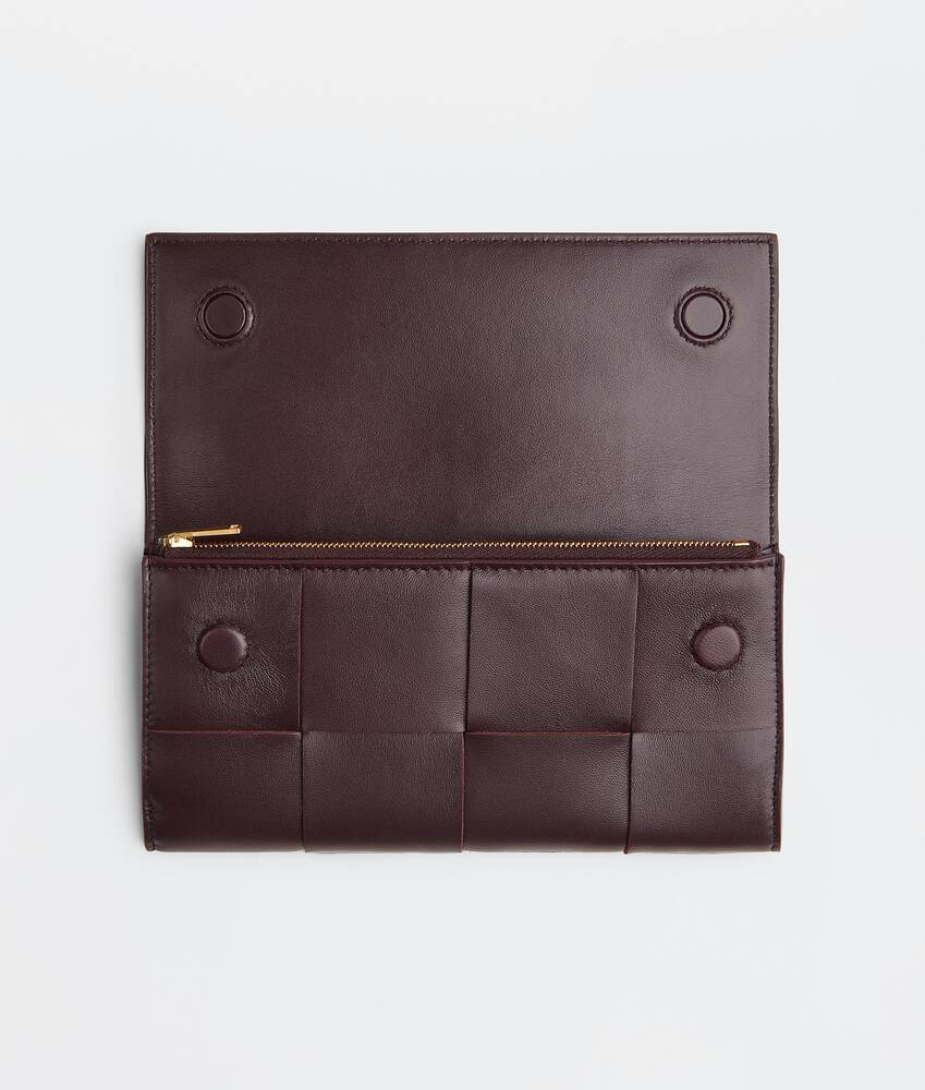 Display a large version of the product image 2 - continental wallet