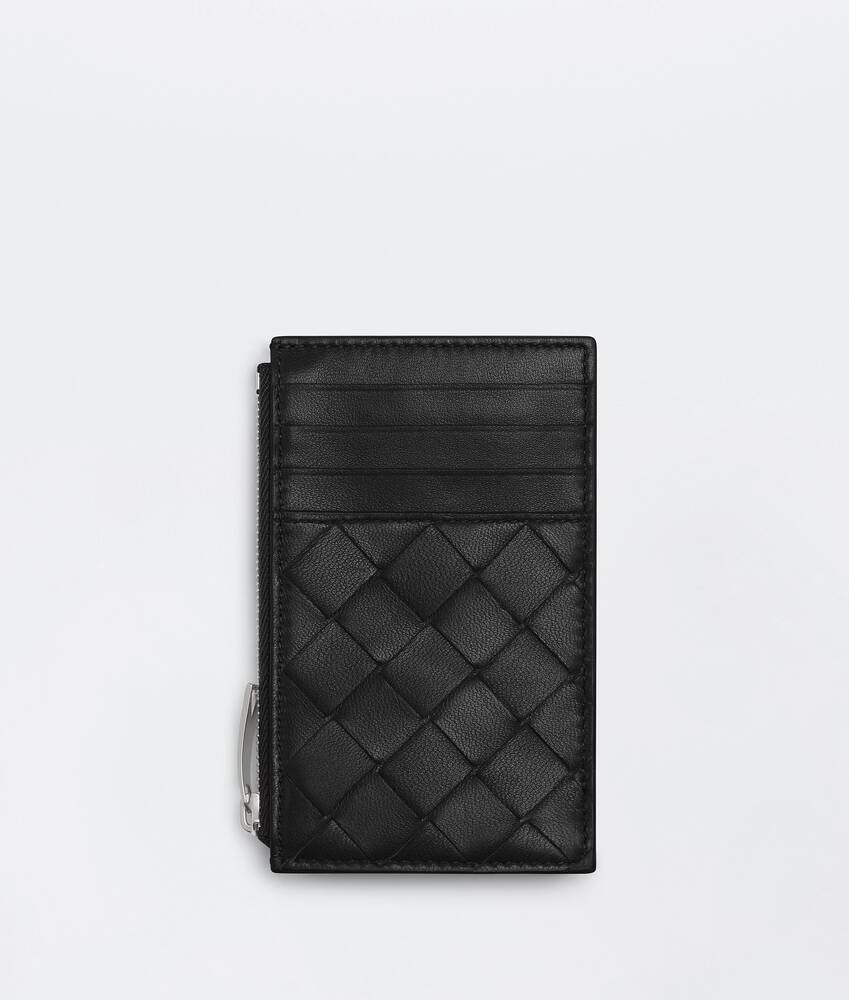 Display a large version of the product image 1 - zipped card case with coin purse