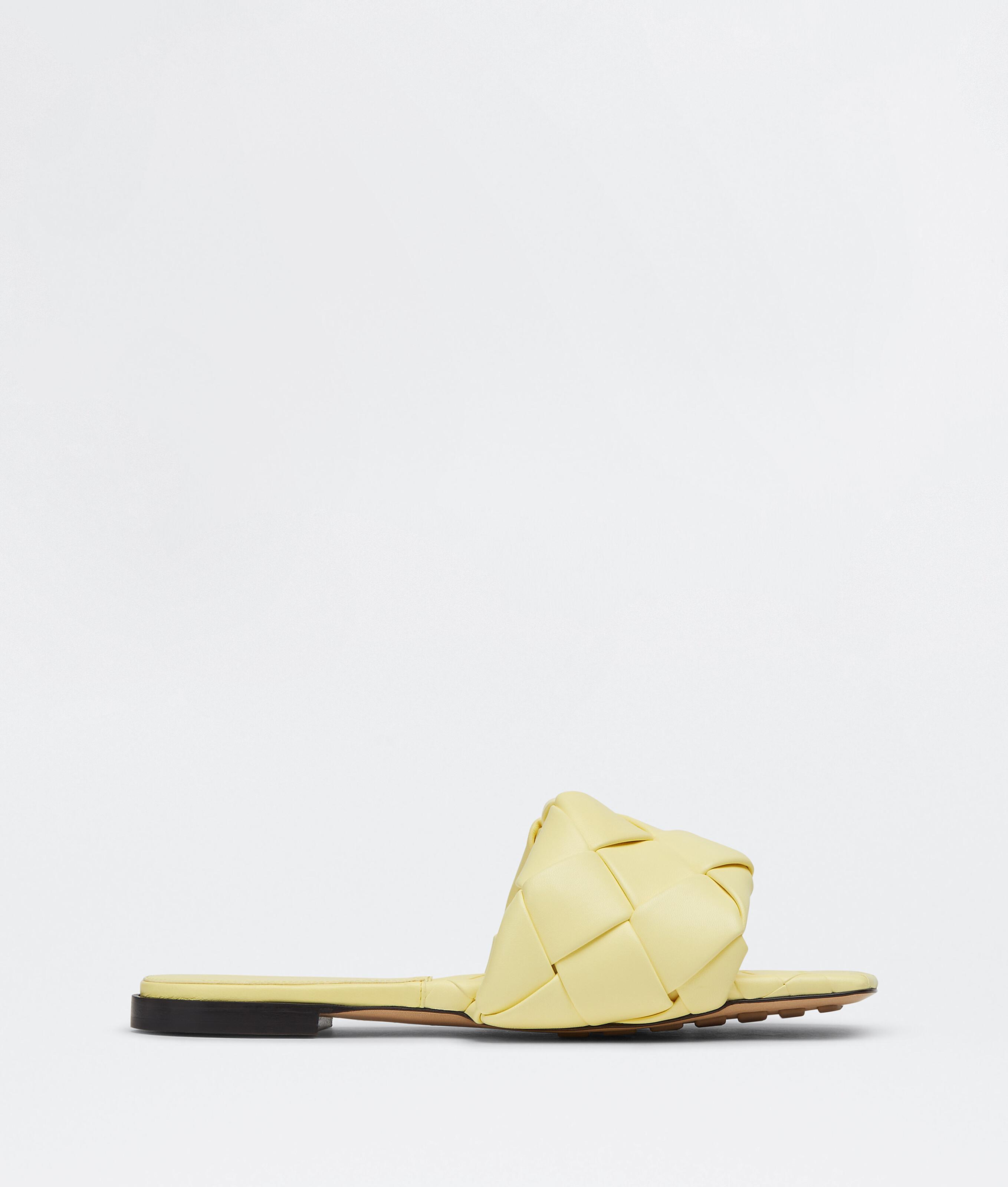 Details about  /Lemonade Fluffy Open Toe Bow Flat Slide Sandal 20302