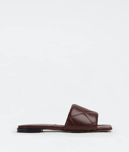 sandales plates rubber lido