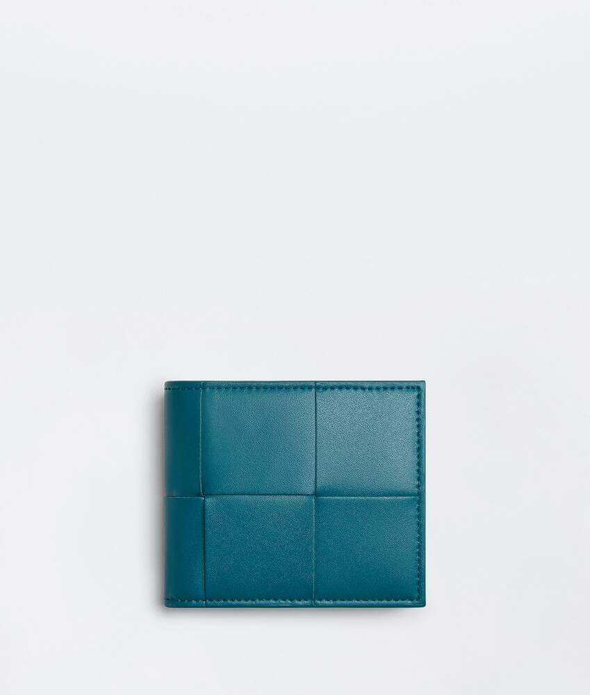 Display a large version of the product image 1 - bi-fold wallet with coin purse