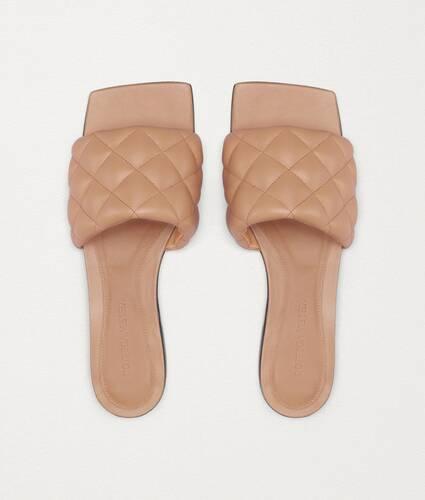 padded sandale