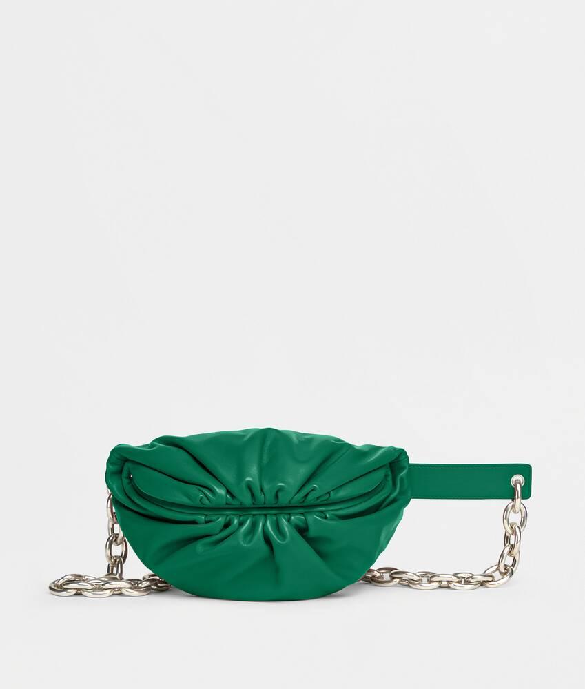商品の拡大画像を表示する 1 - チェーン ベルトバッグ