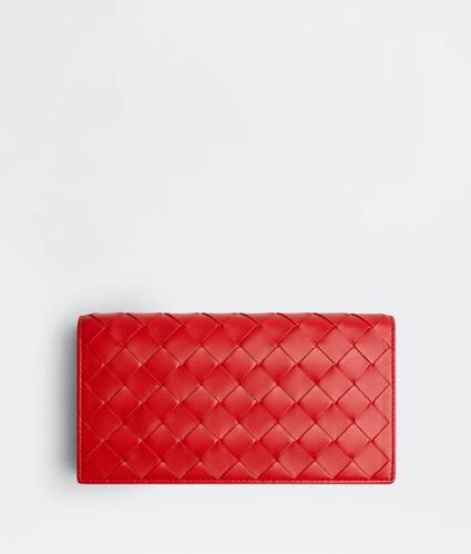 large flap wallet