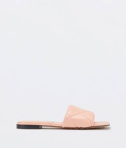 rubber lido flat sandals