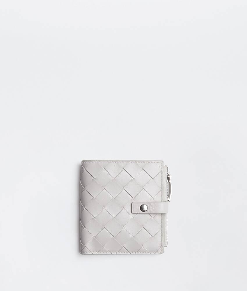 Afficher une grande image du produit 1 - portefeuille zippé à deux volets petit format