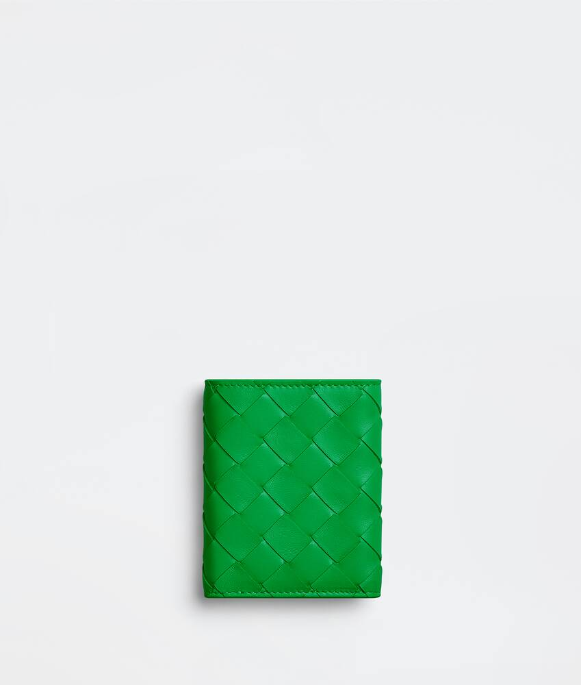 Display a large version of the product image 3 - small tri-fold zip wallet