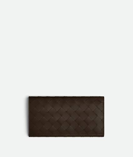 동전 지갑을 갖춘 장지갑
