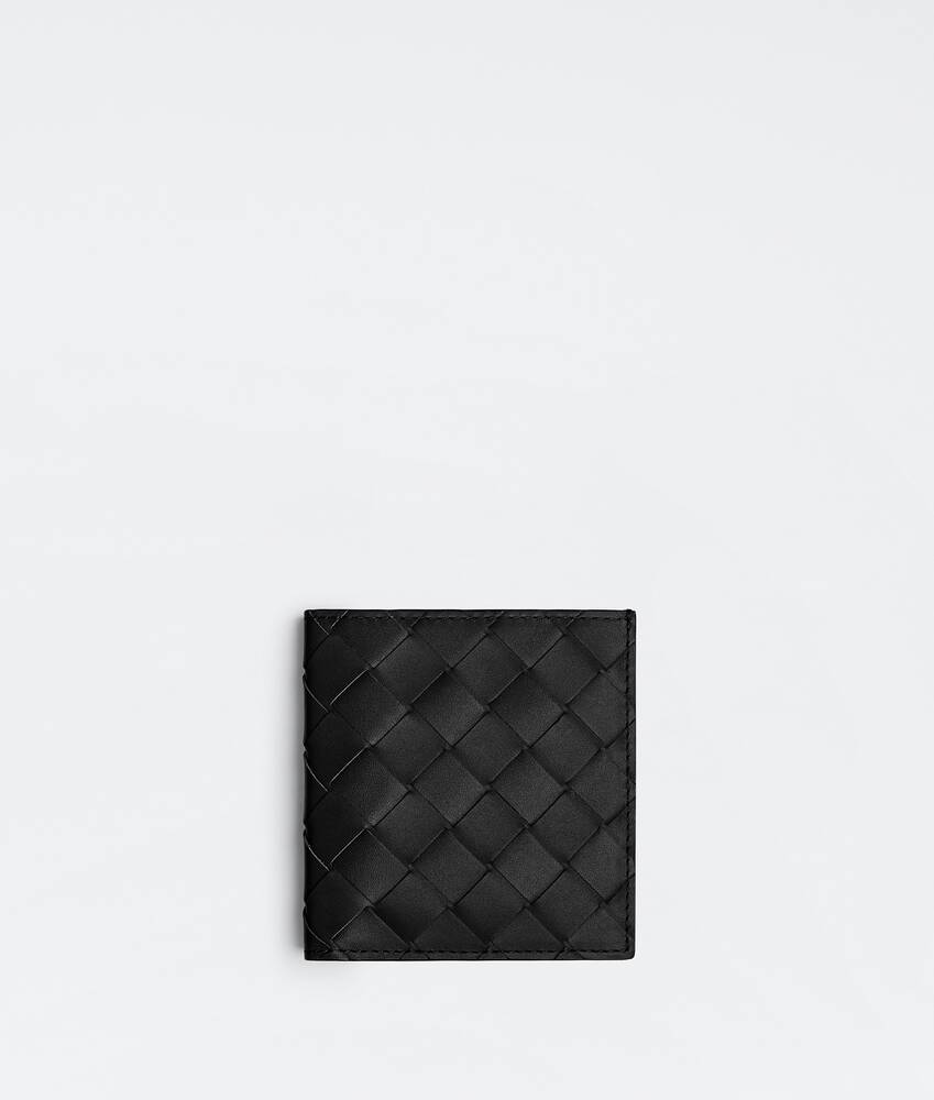 Display a large version of the product image 1 - slim bi-fold wallet