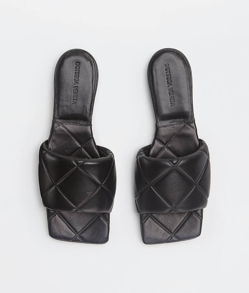 Afficher une grande image du produit 4 - sandales plates rubber lido