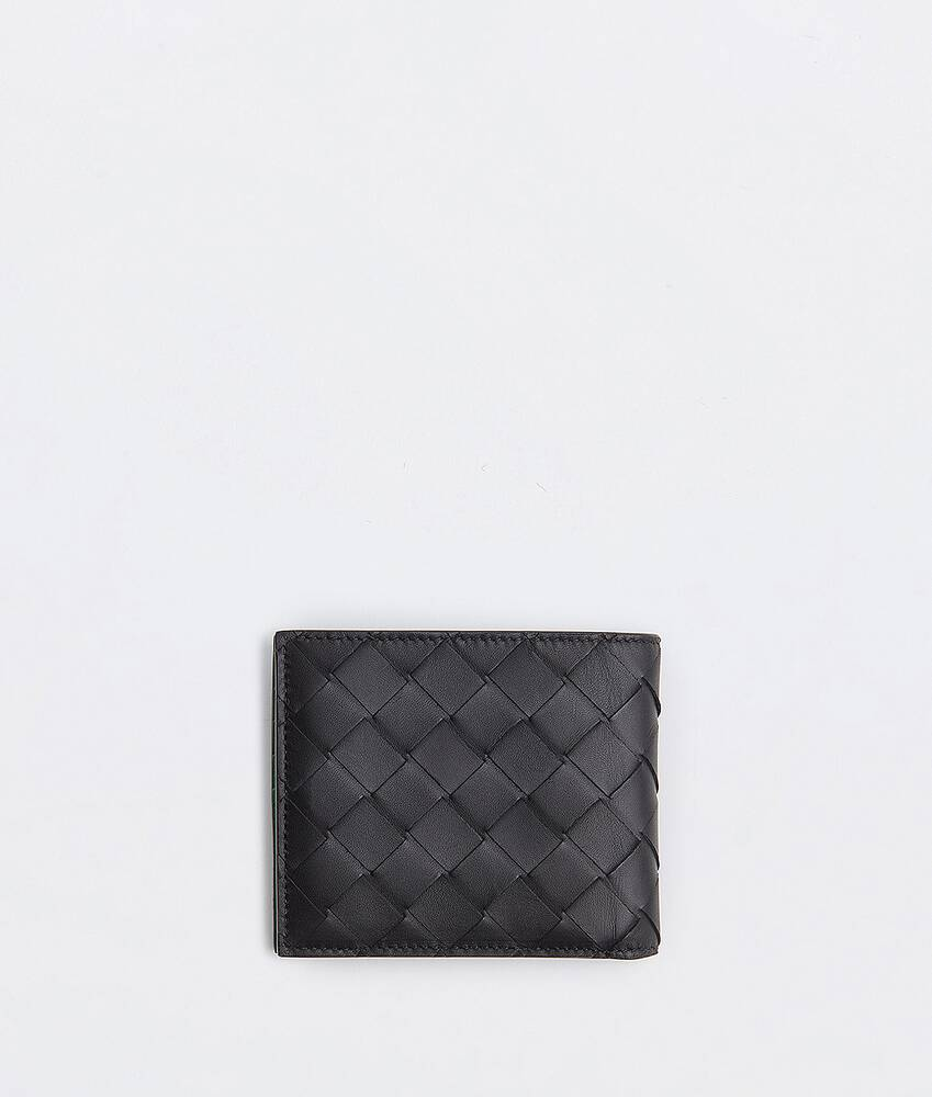 Display a large version of the product image 3 - bi-fold wallet with coin purse