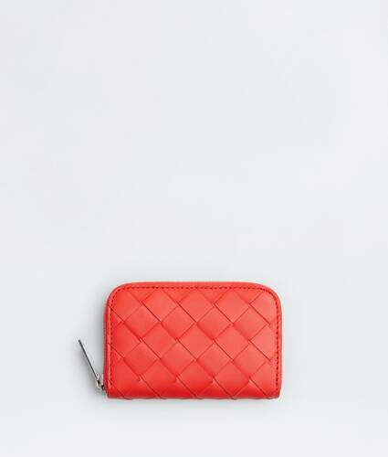 zipped coin purse