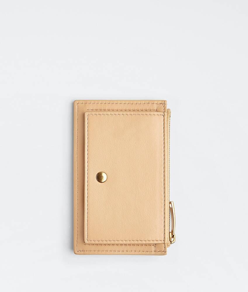商品の拡大画像を表示する 2 - コインパース付きファスナーカードケース