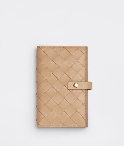 bi-fold zip wallet