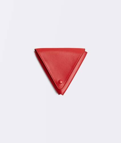 folded coin purse
