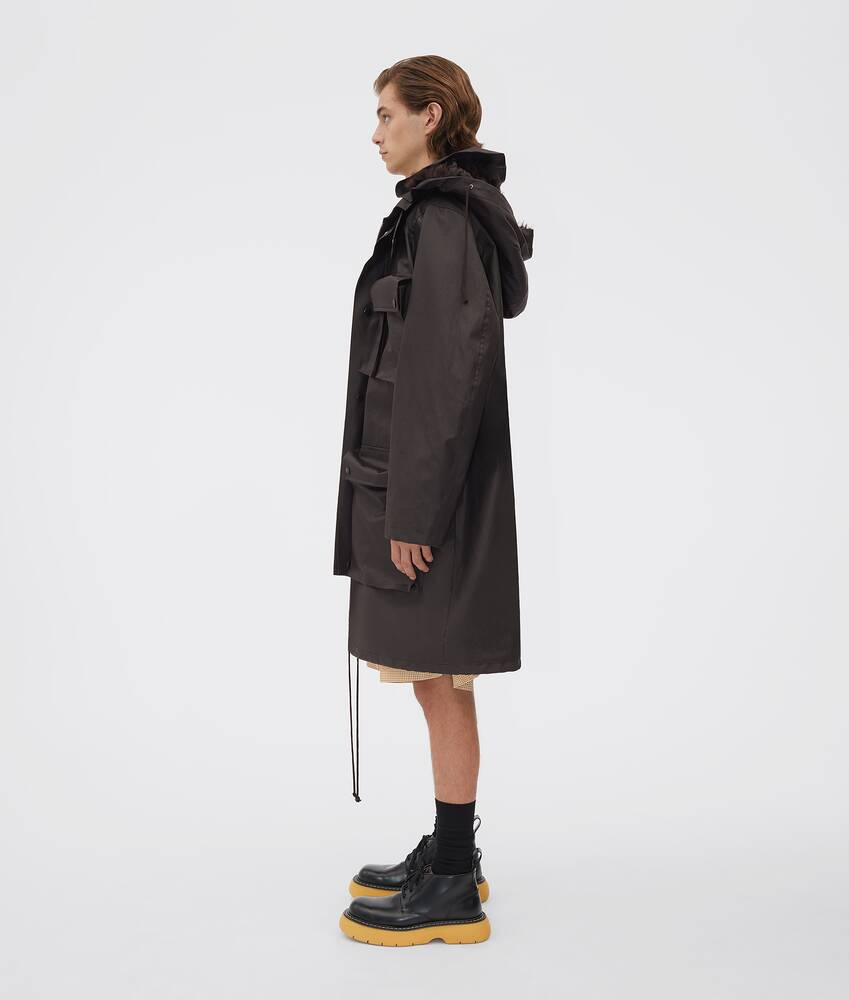 Display a large version of the product image 3 - parka