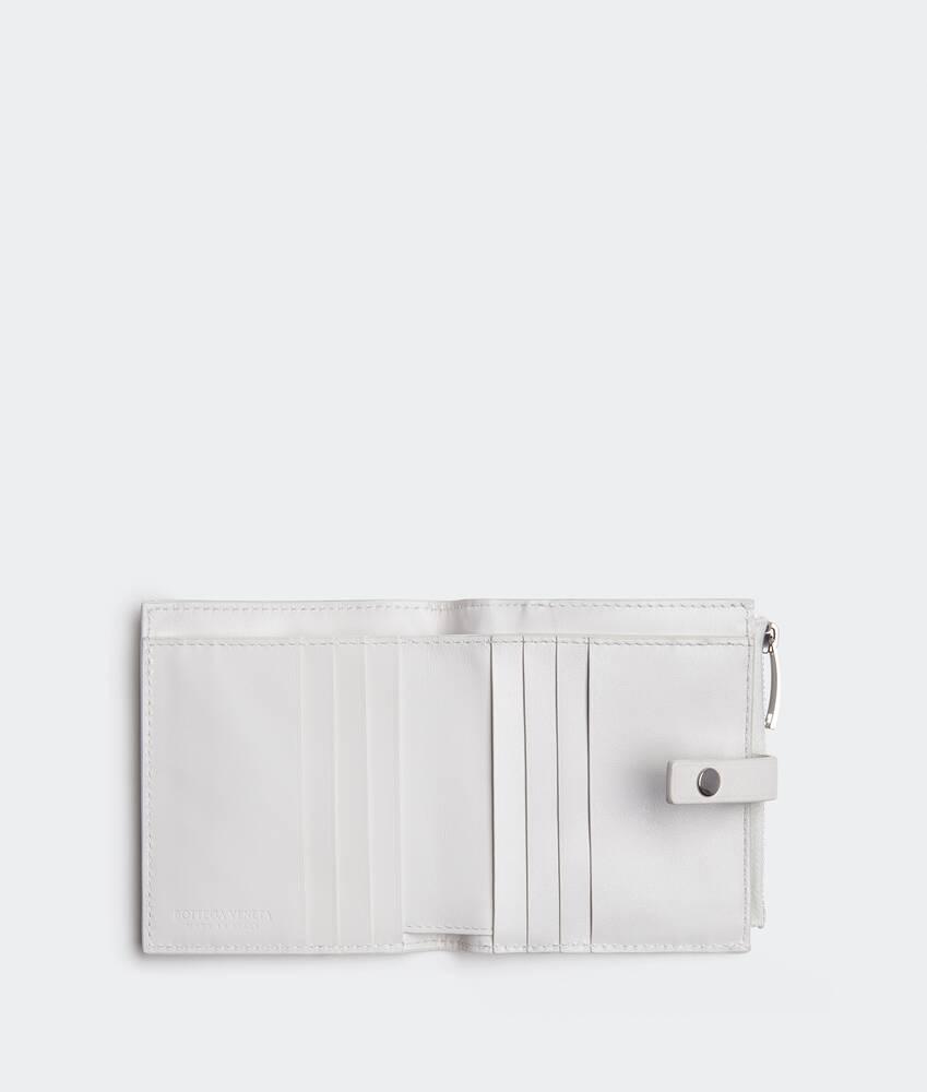 Afficher une grande image du produit 2 - portefeuille zippé à deux volets petit format