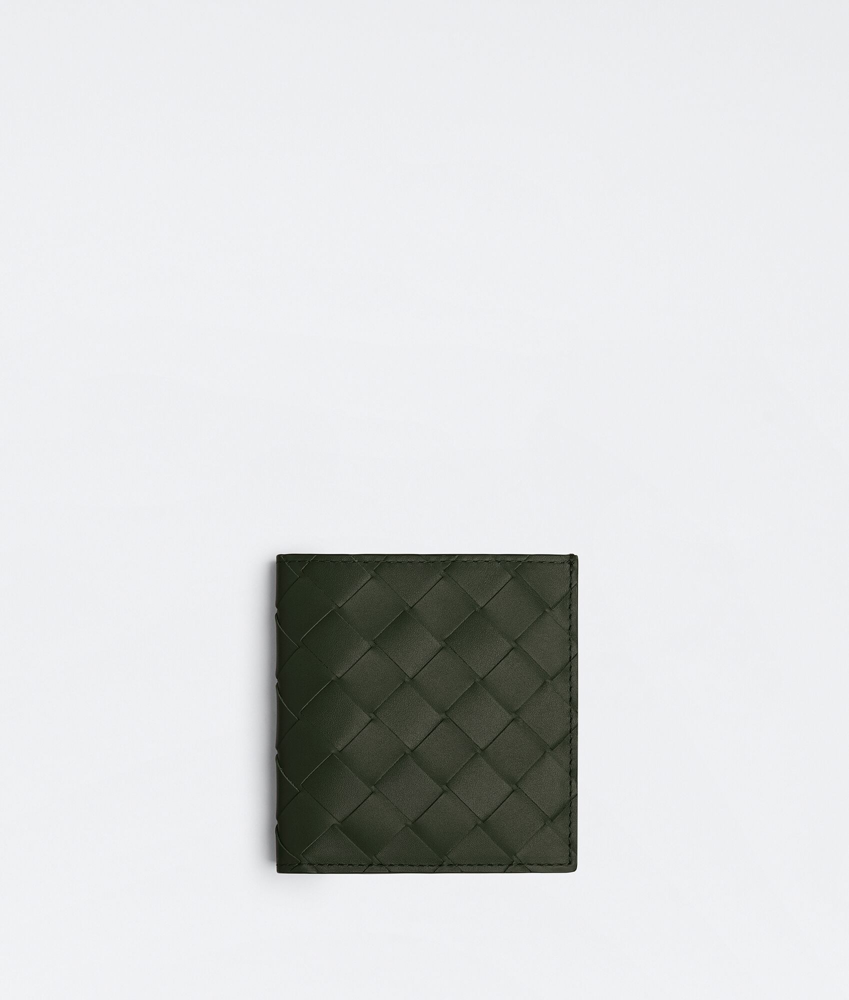 BOTTEGA VENETA ミニ財布 の外装画像
