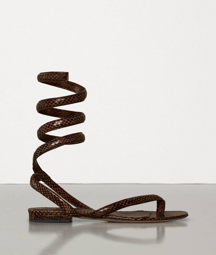 Display a large version of the product image 1 - spiral sandals
