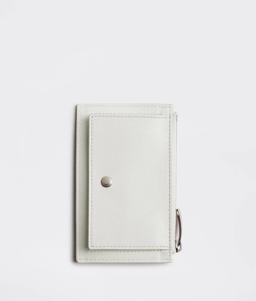 Display a large version of the product image 2 - zipped card case with coin purse