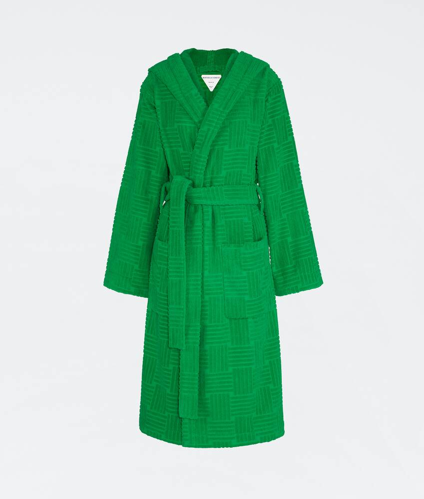 Display a large version of the product image 1 - bathrobe