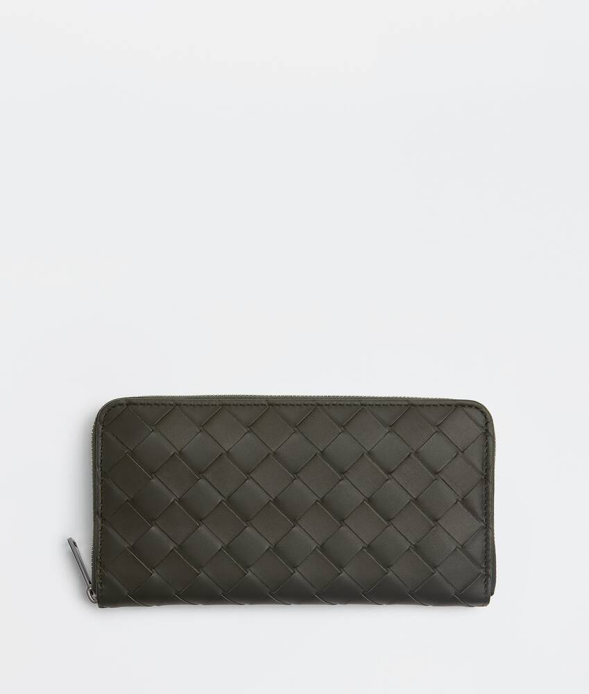 Display a large version of the product image 1 - zip-around wallet