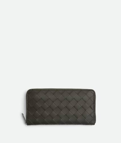 지퍼 어라운드 지갑